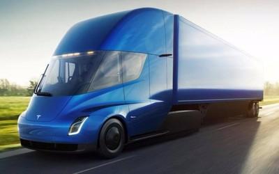 特斯拉最新专利:为半挂式卡车的座椅配备悬挂系统