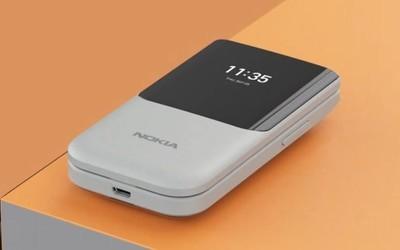 599元买个情怀吧!Nokia 2720复古翻盖机今日再开售