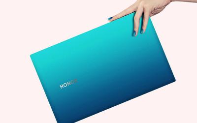 荣耀MagicBook Pro魅海星蓝评价:外观惊艳续航给力