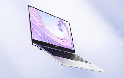 一张图看懂华为三款笔记本电脑 十代酷睿649欧元起