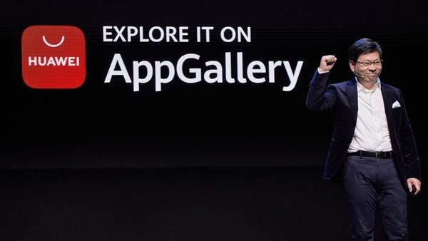 外媒:多款全球热门社交App即将登陆华为AppGallery
