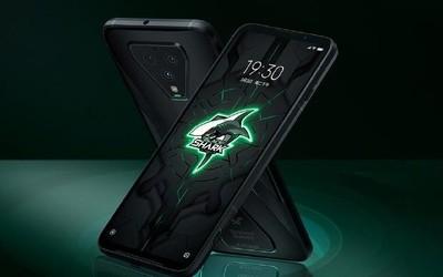 腾讯黑鲨游戏手机3预约量破500万!3499元起6日开售