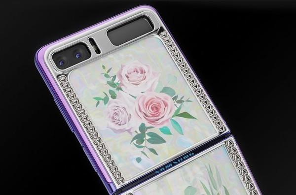 三星Z Flip Pearl Rose曝光 专为女性打造设计淡雅柔美