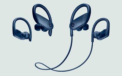 苹果发布Powerbeats 4 续航15小时运动必备售1199元