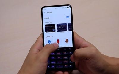 手机也有机械键盘质感,键盘:来比比?