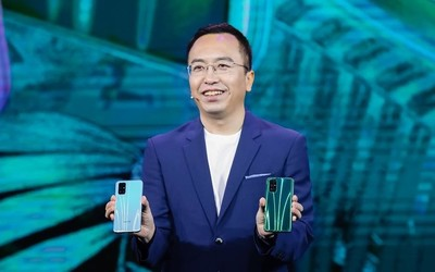赵明:荣耀30S是中端5G标杆产品 欢迎友商良性生怕吴昊再动怒气竞争