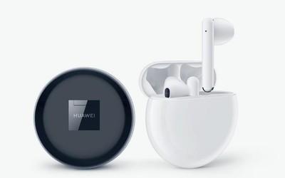 华为FreeBuds 3限时优惠200元 999元买主动降噪耳机