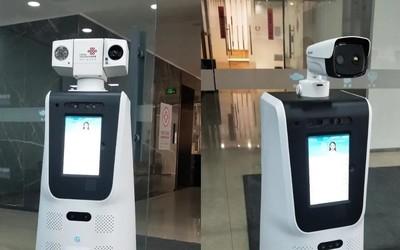 用AI手段全面助力防疫 君悦棋牌联→通开发助防巡检机器人