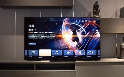 华为智慧屏X65评测:冲击高端或许就应该是这样子