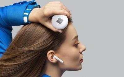 华为FreeBuds 3升级骨声纹识别 戴口罩也能操作手机