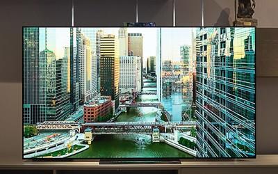 三分钟看懂华为智慧屏X65 电影原彩OLED屏感受极致