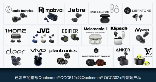 真无线耳机也要看内在 高通全新SoC让真无线更有内在