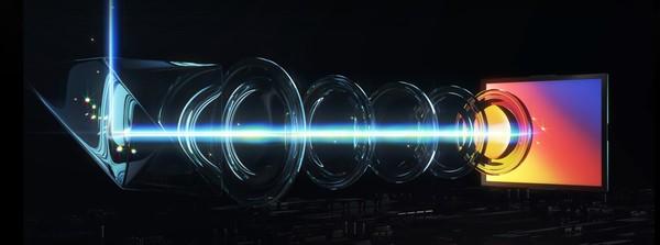 潜望式长焦摄像头模组