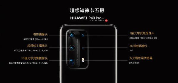 华为P40 Pro+