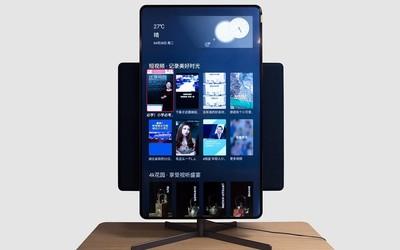 是电视也是超大屏手机!TCL·XESS旋转智屏初体验