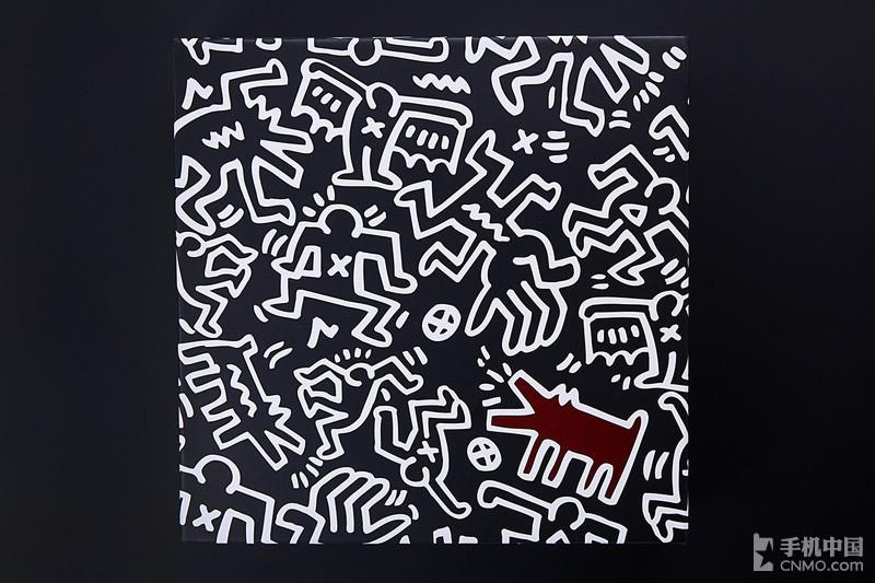 小米手表Color联名款图赏:腕上的Keith Haring波普潮流