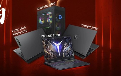 联想拯救者新品汇总 AMD锐龙游戏本带着真香价来了