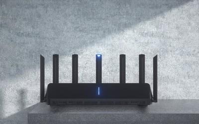 小米AIoT路由器AX3600迎来OTA升级 支持160MHz频宽