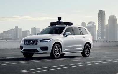 安全代名詞 沃爾沃宣布其無人駕駛汽車取得重大突破
