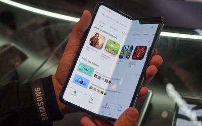 三星Fold Lite曝光 一款价格更加亲民的折叠屏手机