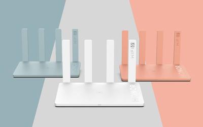 荣耀路由3正式发布 设计简约支持Wi-Fi 6+仅售219元