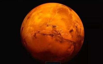 """科学家:火星上的""""熔岩流"""" 可能是泥流而不是熔岩流"""