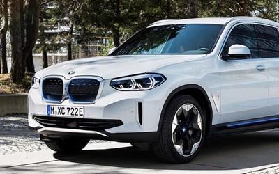 宝马今年夏季将在国内生产电动车iX3 运用原有生产线