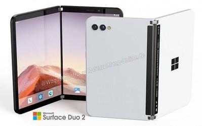 微软双屏新机Surface Duo 2正在开发中 配置再升级