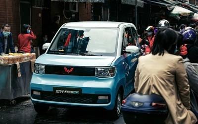 出行代步新选择!五菱宏光MINI EV开启预售 3万元起