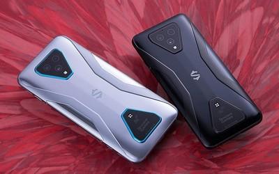 腾讯黑鲨游戏手机3开启618预售 订金100抵300 3299起