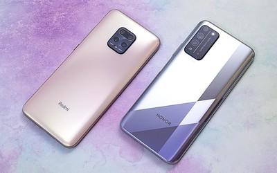 榮耀X10對比Redmi 10X Pro 2000元的5G手機怎么選