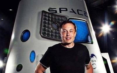 SpaceX载人成功提振投资者信心 马斯克身价至392亿刀