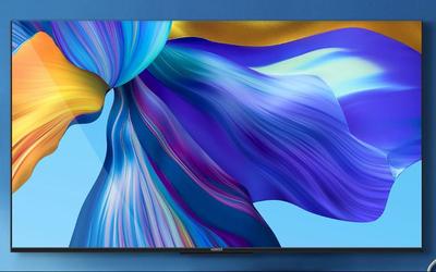 荣耀智慧屏X1热销中 配4K高清全面屏4个扬声器1699起