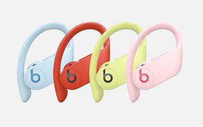 苹果Powerbeats Pro新配色上架:1888元更夏日更青春