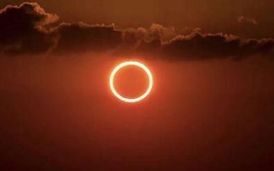 十年一遇 6月21日超级日环食将至 全国多地可以观测
