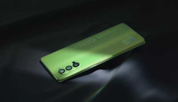 OPPO Reno4 2020夏日定制版开售 仲夏荧光配色更潮酷