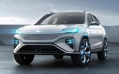 上汽荣威MARVEL-R亮相 首款量产5G车配L3级自动驾驶