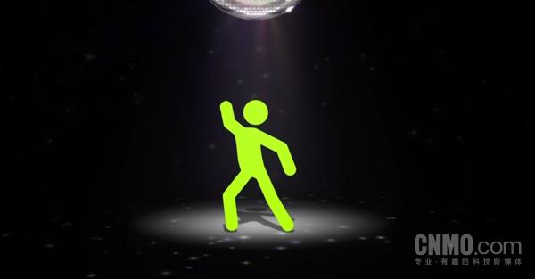 全新加入的舞蹈模式