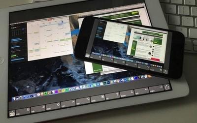 手机也能做电脑 未来iPhone或将支持运行macOS系统
