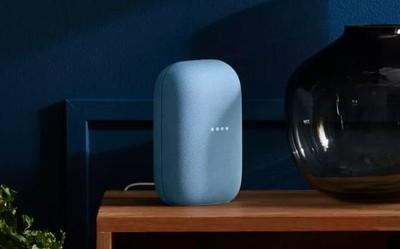 谷歌Nest智能音箱确实存在!这外观很有质感 不日发布