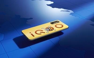 iQOO Z1航海王限量版开启预约!2498元一起乘风破浪