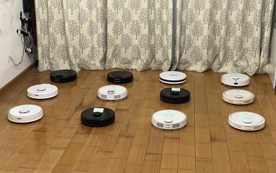為何這樣做?揭秘12臺掃地機器人大戰背后的故事