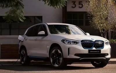 宝马纯电中型SUV iX3正式发布 百公里加速时间6.8秒