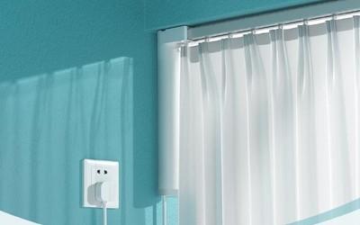 米家智能窗帘开启预售 语音控制告别手动到手价769元