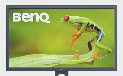 明基SW321C专业级显示器发布 屏幕可与图像颜色匹配