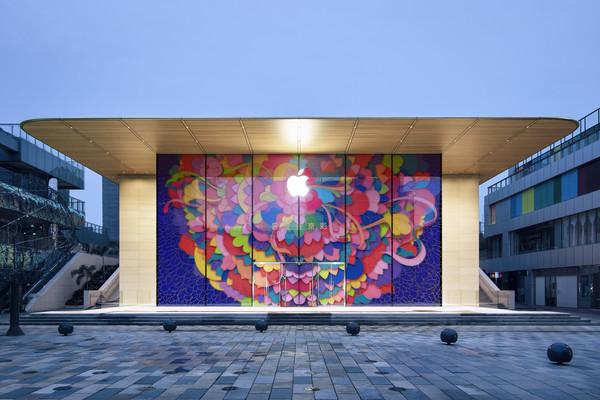 """Apple三里屯不仅是个""""零售店"""" 更是苹果建立的新桥梁"""