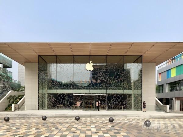 Apple三里屯