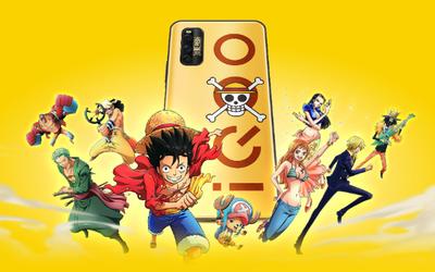 "iQOO Z1航海王版今日开售 2498元""上船""一起乘风破浪"