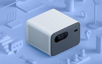 米家投影仪2 Pro首销!最大投影200英寸售价4599元