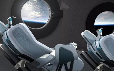 外媒:维珍银河曝光宇宙飞船VSS Unity的机舱内饰细节